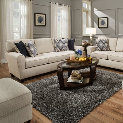 Hidden Field Configurable Living Room Set
