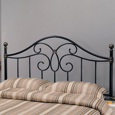 Pursell Metal Open-Frame Headboard