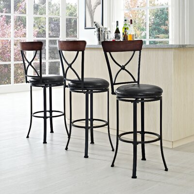 Jessamine 46.25 Swivel Bar Stool