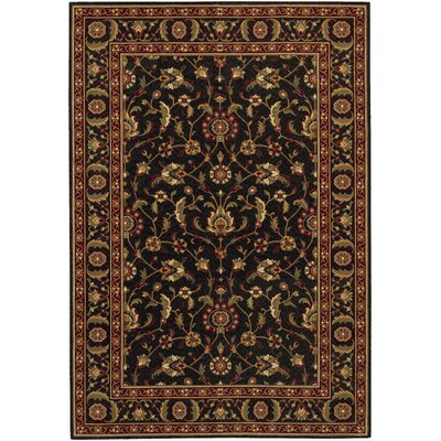 Decatur Ebony Area Rug Rug Size: Rectangle 710 x 111