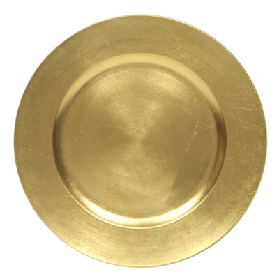Stephanie Charger Plate (Set of 4)