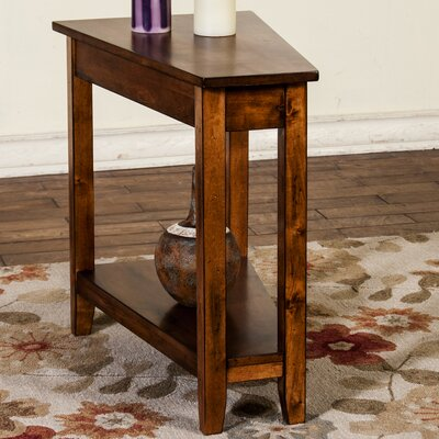 Westford End Table Color: Rustic Birch