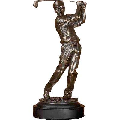 Male Golfer Figurine THPS2281 34912846
