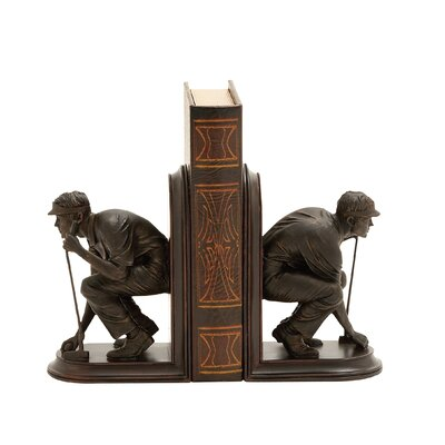 Golf Themed Bookend