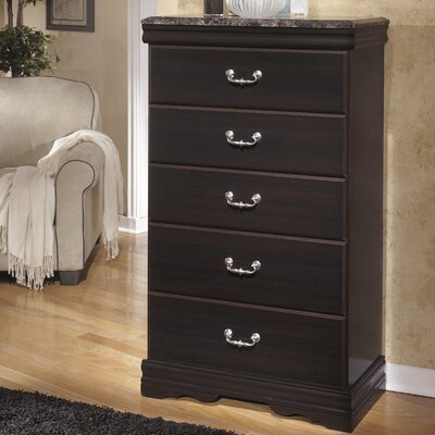 Woodfield 5 Drawer Chest