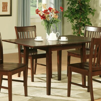Phoenixville Dining Table Table Finish: Mahogany
