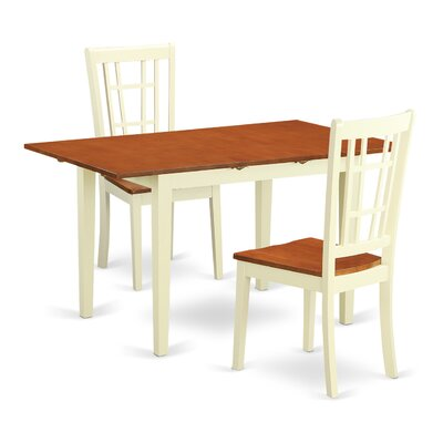 Phoenixville 3 Piece Dining Set