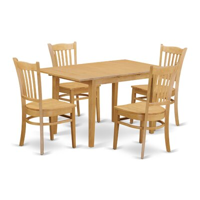 Phoenixville 5 Piece Dining Set