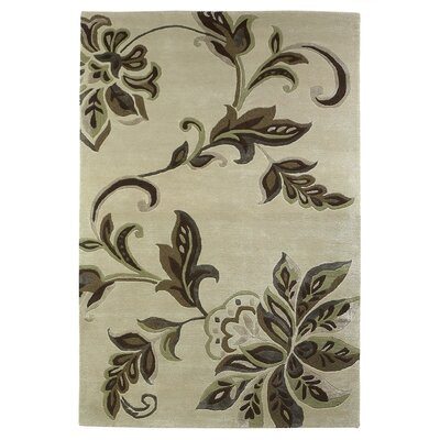 Millersville Ivory Area Rug Rug Size: Rectangle 8 x 10