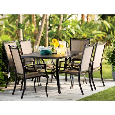 7-Piece Arden Patio Dining Set
