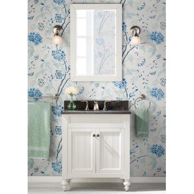 Latimer 30 Single Bathroom Vanity Set with Mirror