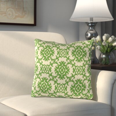 Medallion Throw Pillow Color: Medallion Jungle
