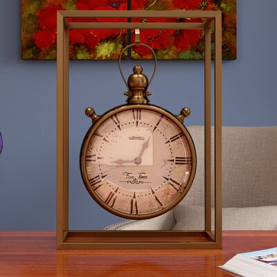 Arnold Table Clock