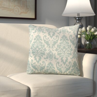 Rossiter Throw Pillow Color: White