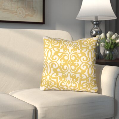 Bainbridge Indoor/Outdoor Throw Pillow Size: 18 H x 18 W x 5 D