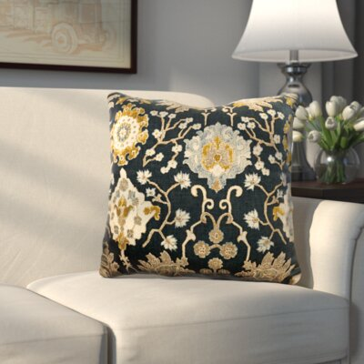 Ghent Tapestry Outdoor Throw Pillow