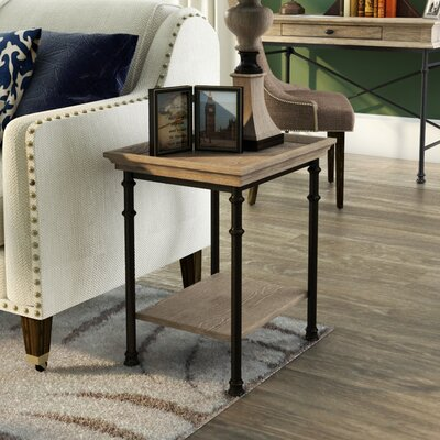 Oakside End Table