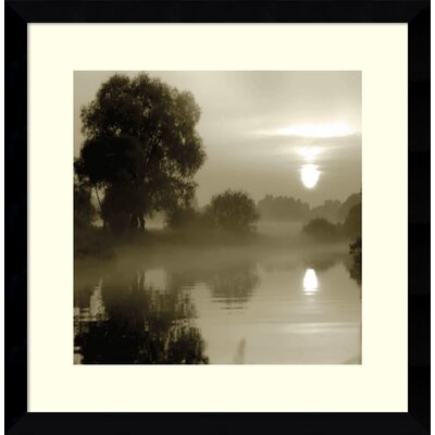 Reflections of the Sun Framed Photographic Print