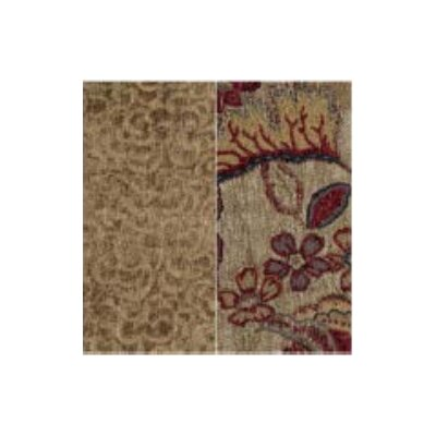 Serta Upholstery Wheatfield Sofa Upholstery: Famu Copper / Acupulco Cinnabar