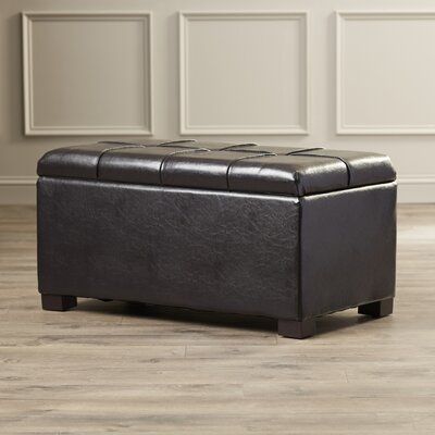 Sutton Double Tray Storage Ottoman