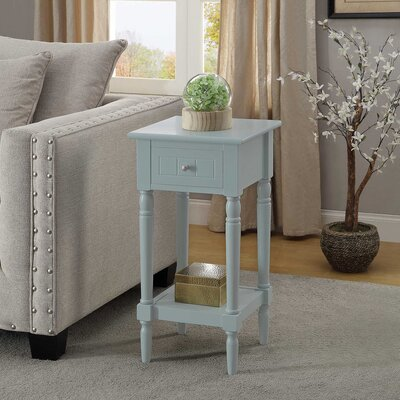 Axtell End Table Finish: Seafoam Green