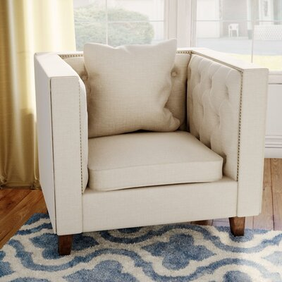 Isolde 1 Seater Chesterfield Loveseat