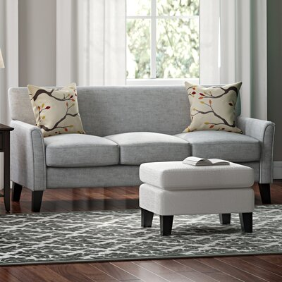 Minisink Sofa Upholstery: Gray