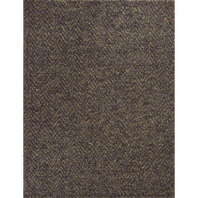 Honesdale Mocha Area Rug Rug Size: 66 x 96
