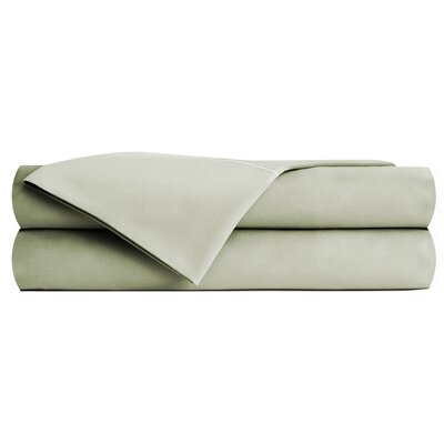 Bog Water? 600 Thread Count 100% Cotton Sheet Set Size: Full, Color: Light Green