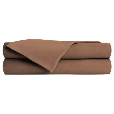 Bog Water? 600 Thread Count 100% Cotton Sheet Set Size: Full, Color: Stone