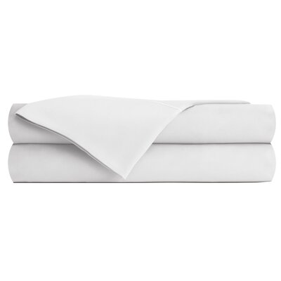 Bog Water? 600 Thread Count 100% Cotton Sheet Set Size: Queen, Color: White