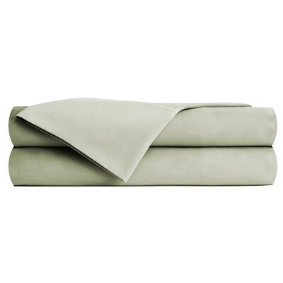 Bog Water Pillowcase Color: Light Green, Size: King