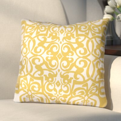 Bainbridge Printed Throw Pillow Size: 26 H x 26 W x 7 D