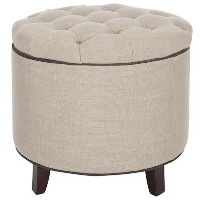 Tusten Storage Ottoman Upholstery: True Taupe