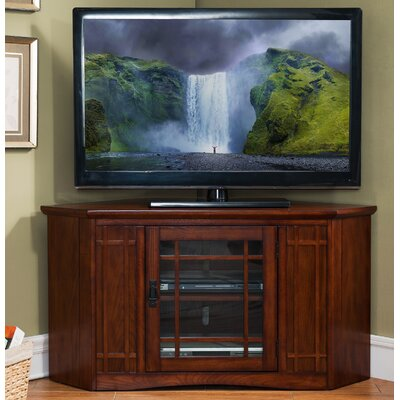 Benson Corner 47 TV Stand Color: Oak