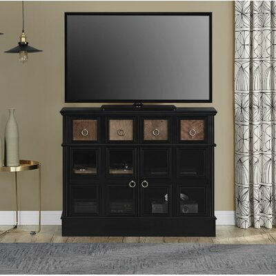 Callicoon 39.75  TV Stand Color: Black