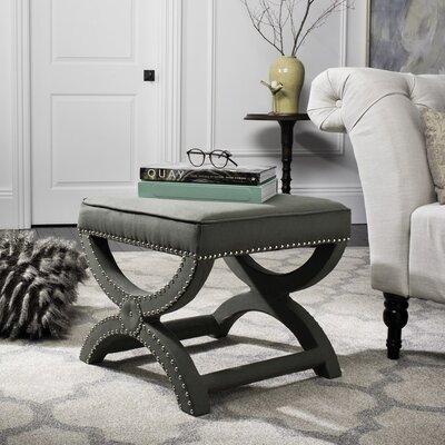 Weybossett Ottoman Upholstery: Sea Mist