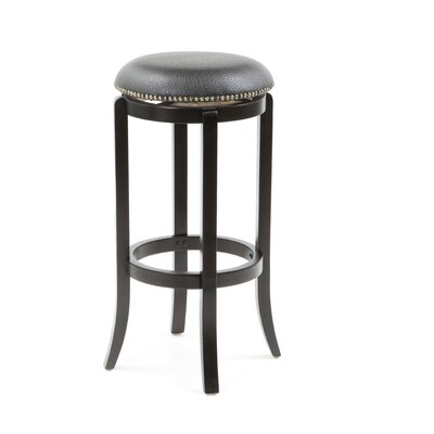 Newport 30 Swivel Bar Stool Finish: Espresso