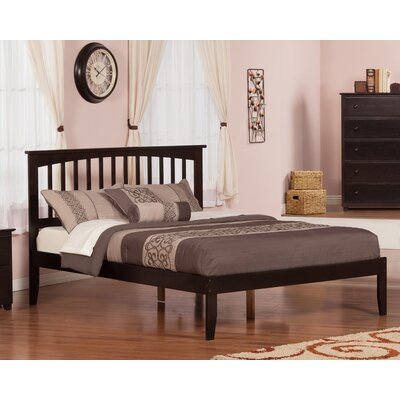 Deandre Platform Bed Color: Espresso, Size: Queen