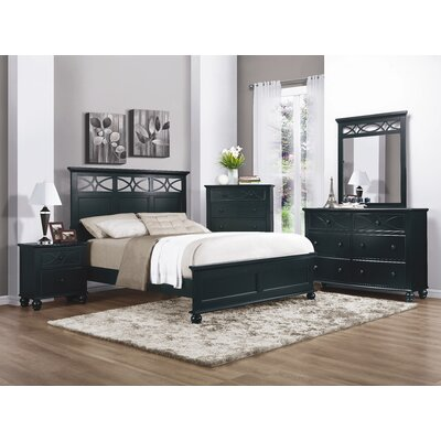 Zee Panel Customizable Bedroom Set