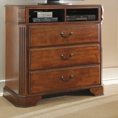 Banstead 3 Drawer Media Chest
