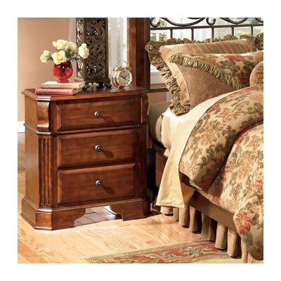 Banstead 3 Drawer Nightstand