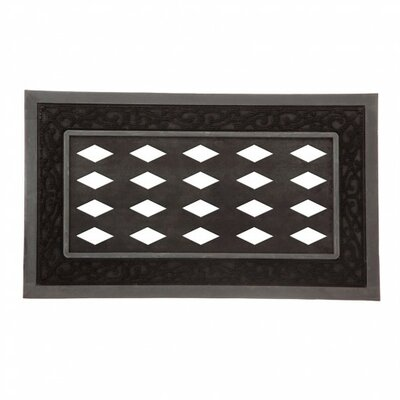 Driscoll Scroll Decorative Boot Trays & Scraper