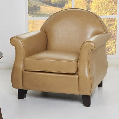 Benelva Armchair Color: Sand