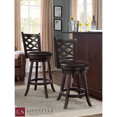 Bower 29 Bar Stool with Cushion
