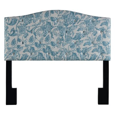 Buterbaugh Upholstered Panel Headboard Size: Full/Queen