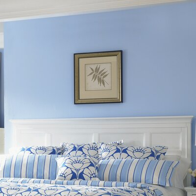 Byram Panel Headboard Size: King