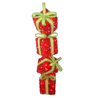 Gift Stack Christmas Decoration
