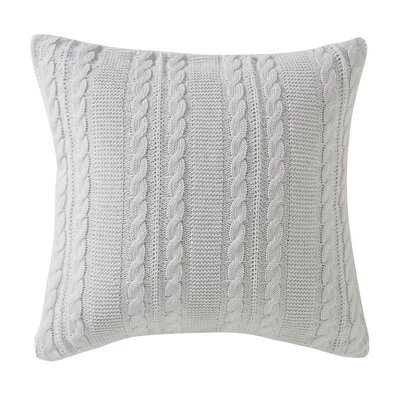 Machias Euro Sham Color: White