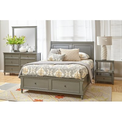 Beatrice Queen Platform Configurable Bedroom Set